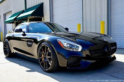 2016 Mercedes-Benz AMG GTS  AMG GT-S | CUSTOM UPGRADES | CLEAN CARFAX | LOW MILEAGE | SHOWCAR | NEEDS NOTHIN