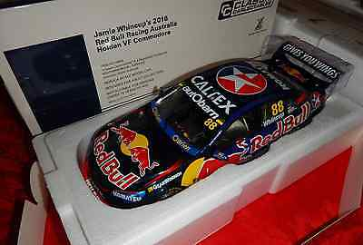 CC 1:18 2016 Jamie Whincup Red Bull Holden VF Commodore