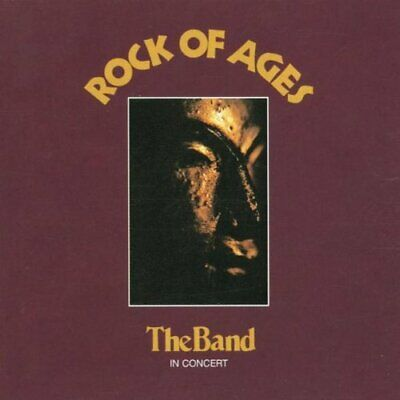 Rock Of Ages: The Band In Concert -  CD GBVG The Cheap Fast Free Post The Cheap