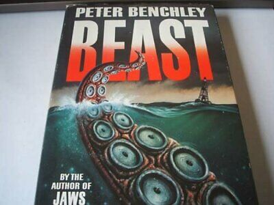 Beast by Benchley, Peter Hardback Book The Cheap Fast Free Post