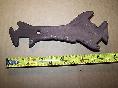 Old Plow Wrench Stamped R57