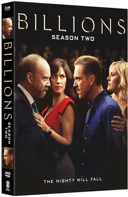 Billions: Season Two [New DVD] Boxed Set, Dolby, Subtitled, Widescreen, Ac-3/D