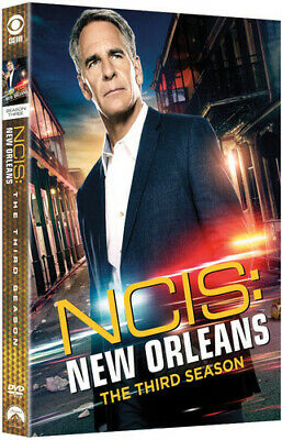 NCIS New Orleans: The Third Season [New DVD] Boxed Set, Slipsleeve Packaging,