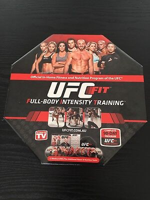 UFC Fit Training Fitness DVD