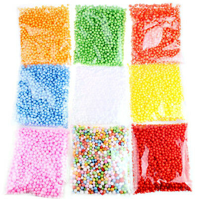 Styrofoam Foam Filler Creative DIY Decorations Beads Balls Crafts