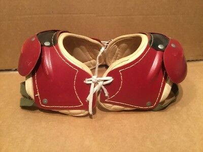 Vintage Youth Size Football Shoulder Pads - Very Nice!