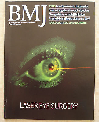British Medical Journal 7 May 2011 Laser Eye Surgery Levothyroxine Fracture Risk