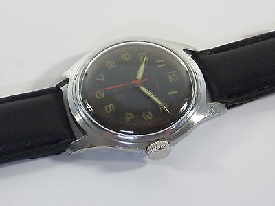 VINTAGE SWISS MADE HERREN-ARMBANDUHR HELOISA WATCH & Co. UM 1950