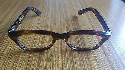 Vintage Reading Glasses - 1950s Men's Frames - Dead Stock, Made In Italy