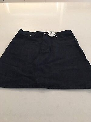 Cheeky Monkey Denim Skirt NWT Sz S
