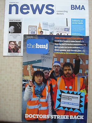 Bmj British Medical Journal 16 Jan 2016 Bronchoconstriction, Chronic Pain