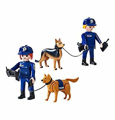 Playmobil - City Action - 9395 - Bundespolizei Hundestaffel - NEU OVP