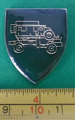 SOUTH AFRICA ARMY BUFFEL ARMOURED CARRIER DRIVERS original  BORDER WAR BADGE.