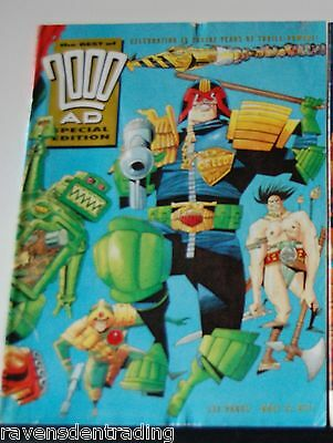 The Best of 2000AD Special Edition Volume 1