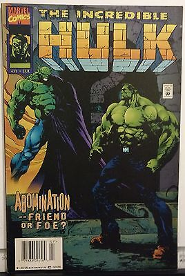 The Incredible Hulk Issue 431 (Marvel/Vol 1)