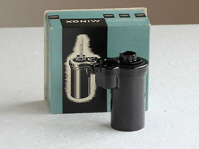 Minox Daylight Film Developing Tank