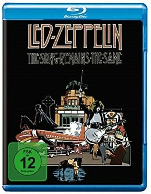 Led Zeppelin - The Song remains the Same Blu-ray NEU OVP
