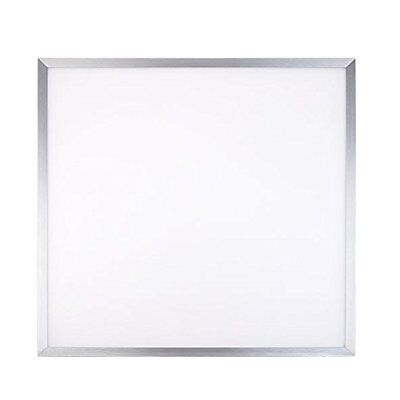 Downlight LED de panel plano nobilé Q2 aluminio, 45 vatios, LED de intensidad r