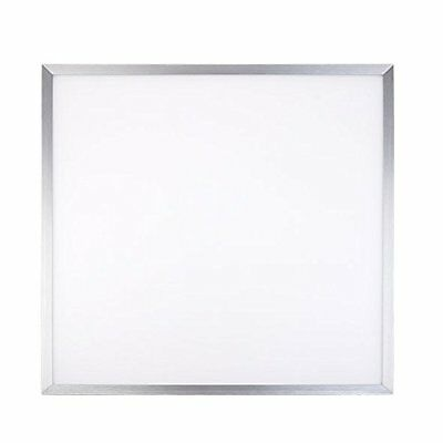 Lámpara LED empotrable Nobilé panel Flat Q2, aluminio, 45 W, NW regulable 1 – 1