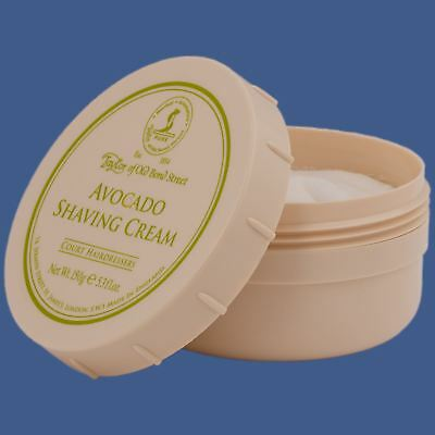 Taylor Of Old Bond Street - Avacado Shaving Cream 150g