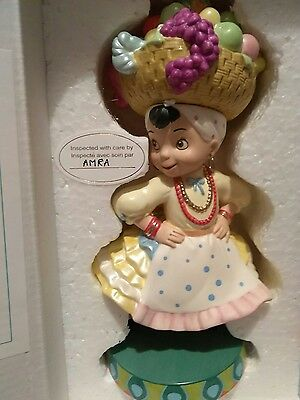 WDCC Walt Disney Classics It's A Small World HOLA HELLO BRAZIL new box coa