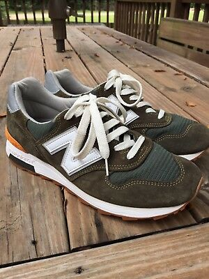 Men's New Balance X Jcrew Size 8 Shoes Made In USA