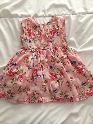 Girls Next Occasion Dress Age 12- 18 Months Baby Girl