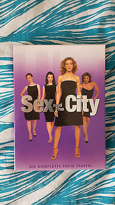 Sex and the City - Staffel 1 (1998) 2 DVD's