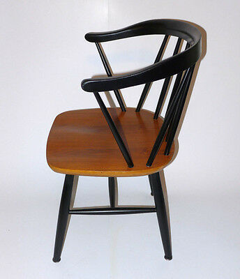 Teak stuhl chair 60er 70er modernist midcentury danish for Stuhl design 60er