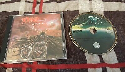 Lock up the Wolves by Dio (Cd maximum edition with4 bonus tracks)
