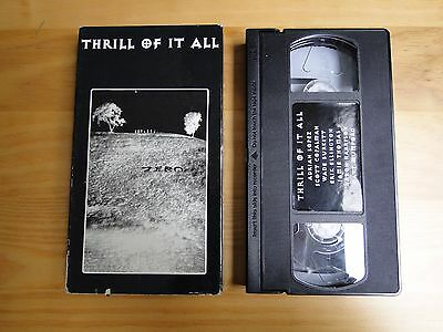 Thrill of it All - Zero Skateboards VHS Video