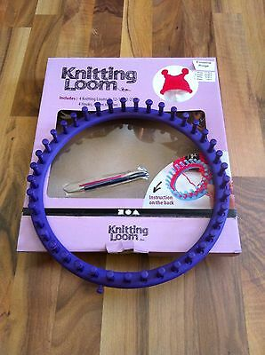Knitting Loom Strickring,neu