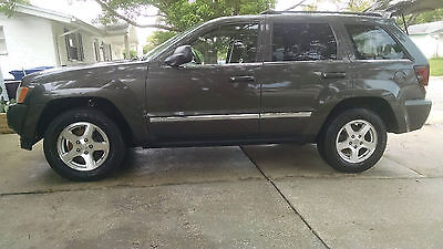 2006 Jeep Grand Cherokee Two Tone Interior Dk Brown ext 2006 jeep grand cherokee