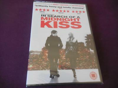 In Search of A Midnight Kiss - New Sealed DVD - Region 2 - English Language
