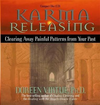 NEW Karma Releasing By Doreen Virtue Audio CD Free Shipping