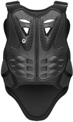 Pellor Cycling Skiing Riding Skateboarding Chest Back Spine Protector Vest Gear