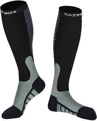 Satinior Compression Socks (10-20mmHg) For Men And Women, Graduated Sport Fit
