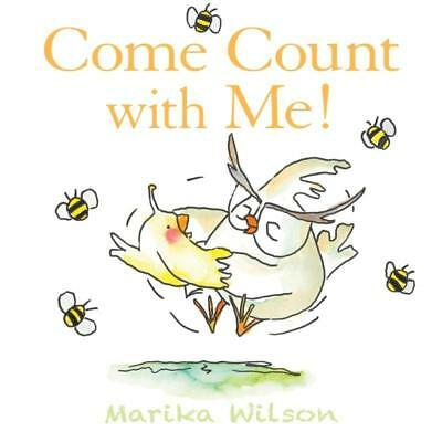 NEW Come Count with Me By Marika Wilson Hardcover Free Shipping