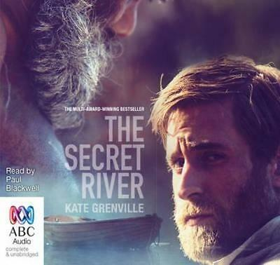 NEW The Secret River By Kate Grenville Audio CD Free Shipping