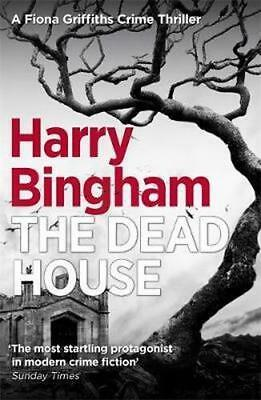 NEW The Dead House By Harry Bingham Paperback Free Shipping