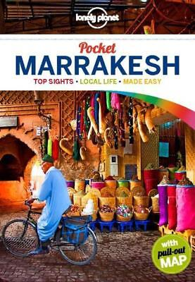 NEW Marrakesh By Lonely Planet Travel Guide Paperback Free Shipping