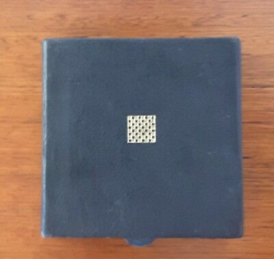 Collectible Vintage Travel Checkers Set