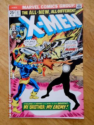 Uncanny X-Men #97 (1976 Marvel Comics)1st appearance of Lilandra NICE ISSUE!!!