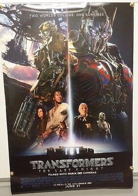 Michael Bay - Transformers: The Last Knight