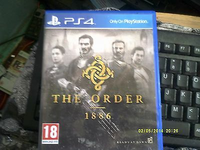 The Order: 1886 (Sony PlayStation 4, 2015) -