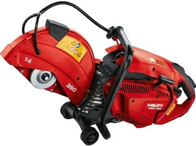 Productive Power Tool Red Manual Hilti DSH 700-X 70CC 14 in. Hand Held Gas Saw