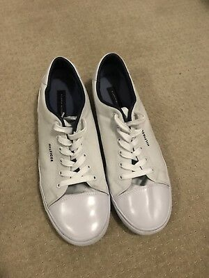 Tommy Hilfiger Canvas Sneakers Trainers 11 45 1/2