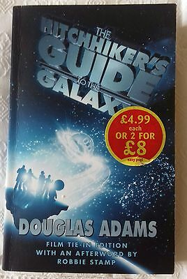 The Hitchhiker's Guide to the Galaxy - Film Tie-in Edition, Paperback