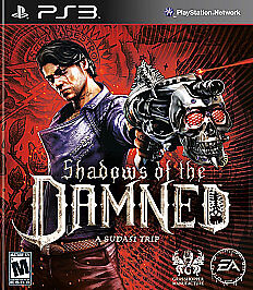 Shadows of the Damned (Sony PlayStation 3, 2011) Complete