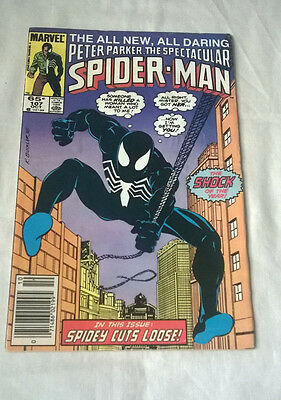 Peter Parker The Spectacular Spider-man 107
